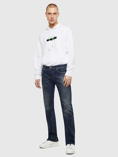 Diesel - Zatiny 0096U, Blu Scuro - Jeans - Image 6
