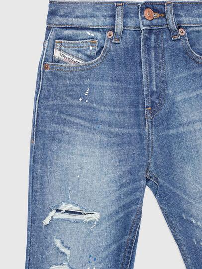 Diesel - D-VIDER-J, Blu Chiaro - Jeans - Image 3