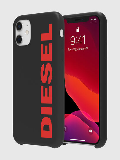 Diesel - DIPH-029-STBR, Nero/Rosso - Cover - Image 1