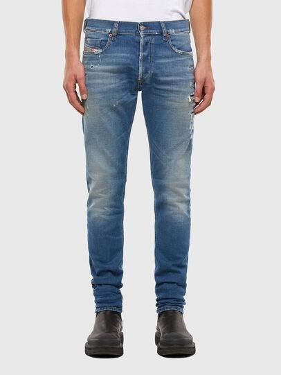 Diesel - Tepphar 009JU, Blu medio - Jeans - Image 1