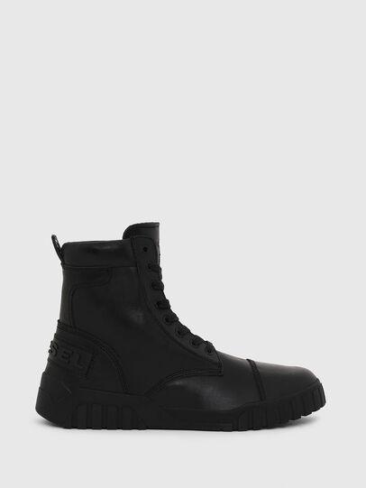 Diesel - H-RUA AM, Nero - Sneakers - Image 1