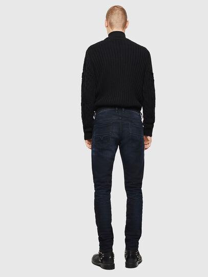 Diesel - Thommer 084AY, Blu Scuro - Jeans - Image 2