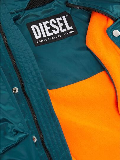 Diesel - J-TYLER, Verde Acqua - Giacche - Image 8