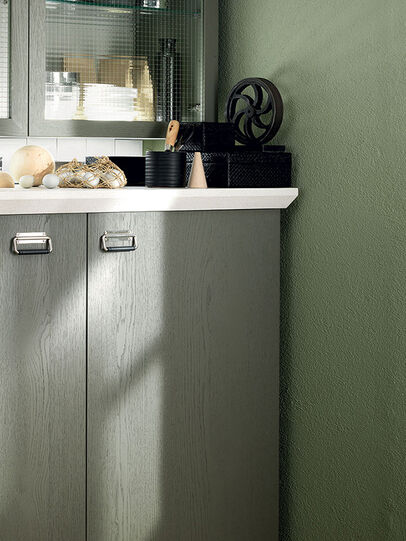 Diesel - CORNER COMPOSITION, Multicolor  - Kitchen - Image 4