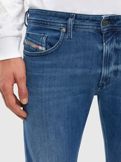Diesel - Thommer 009MB, Blu medio - Jeans - Image 3