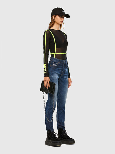 Diesel - D-Joy 009ET, Blu medio - Jeans - Image 5