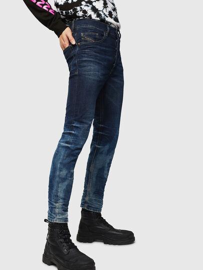 Diesel - D-Eetar 0097U, Blu Scuro - Jeans - Image 4