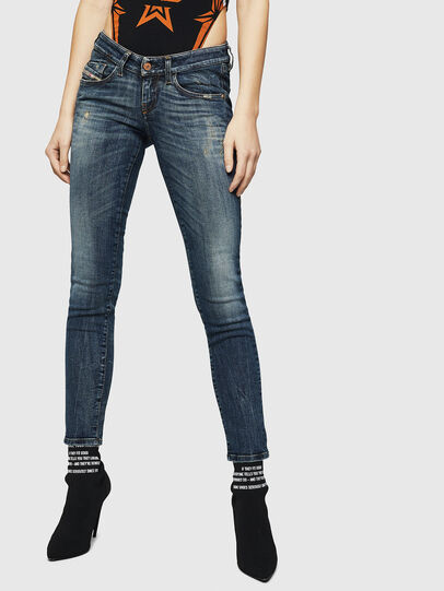 Diesel - D-Ramy 069GC, Blu Scuro - Jeans - Image 1