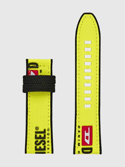 Diesel - DT0013, Giallo - Accessori Smartwatches - Image 1