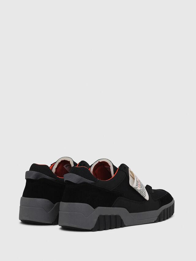 Diesel - S-LE RUA ON, Nero - Sneakers - Image 3