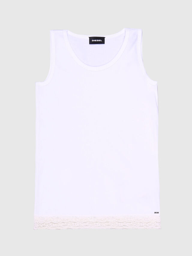 Diesel - TAPUL, Bianco - T-shirts e Tops - Image 1
