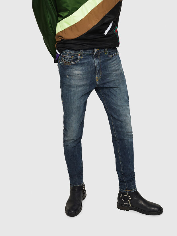 D-Amny 069GC, Blu Scuro - Jeans