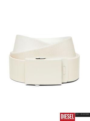 GR02-K302, Bianco - Cinture