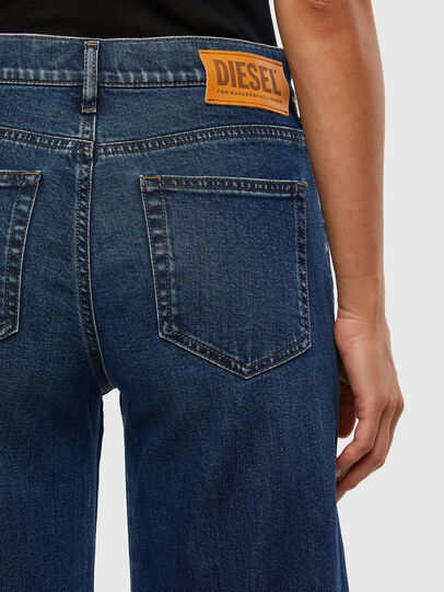 Diesel - D-Akemi 009KE, Blu medio - Jeans - Image 3