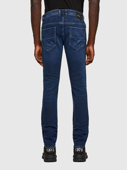 Diesel - Thommer 009JE, Blu Scuro - Jeans - Image 2