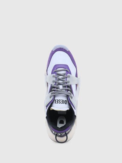 Diesel - S-SERENDIPITY MASK, Viola/Blu - Sneakers - Image 4