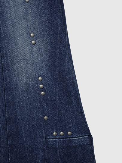 Diesel - D-EBBEY-J SP2, Blu Scuro - Jeans - Image 4