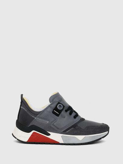 Diesel - S-BRENTHA LC, Grigio - Sneakers - Image 1