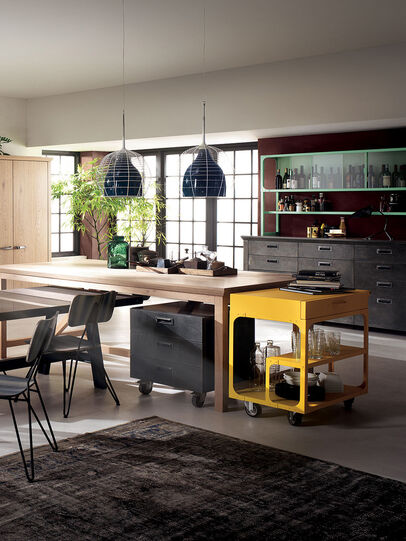 Diesel - ISLAND COMPOSITION, Multicolor  - Kitchen - Image 6