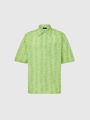 S-ROHAD-C, Verde - Camicie