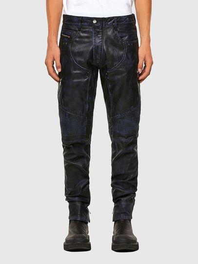 Diesel - P-TRAN-A, Blu Scuro - Pantaloni - Image 1