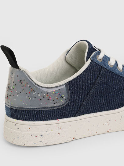 Diesel - S-CLEVER LOW LACE, Blu - Sneakers - Image 6