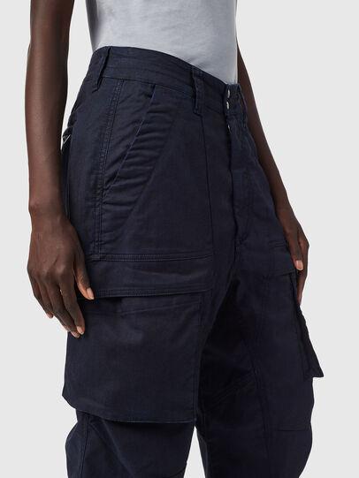 Diesel - D-Emma JoggJeans® 0CEAT, Blu Scuro - Jeans - Image 4