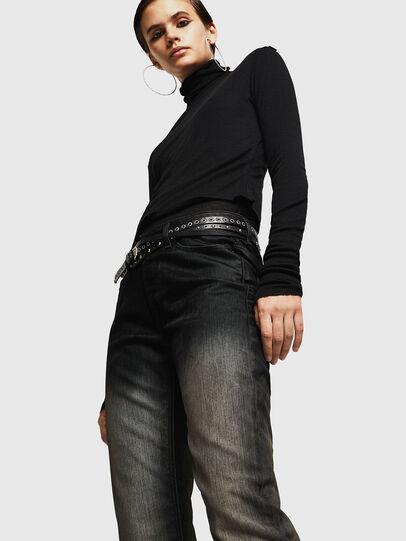 Diesel - TYPE-1820, Nero - Jeans - Image 4