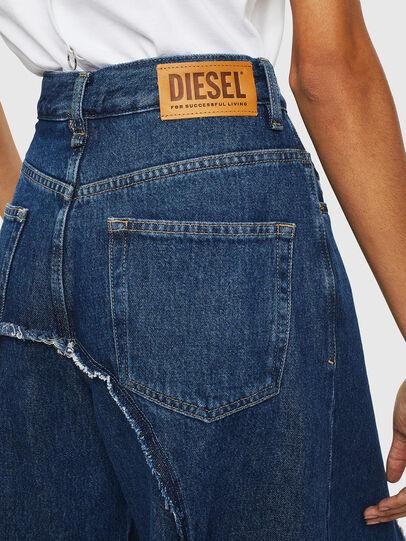 Diesel - D-Izzier 0LAXA, Blu Scuro - Jeans - Image 6