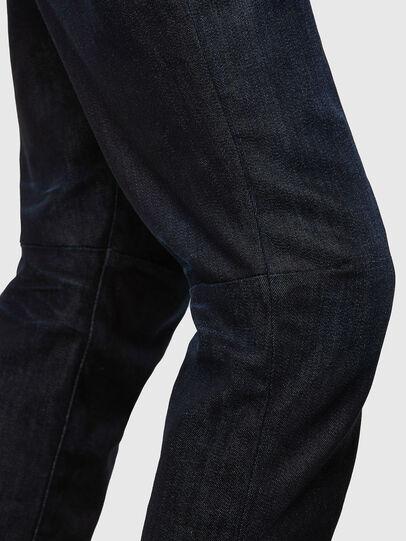 Diesel - D-Strukt 009MP, Blu Scuro - Jeans - Image 5