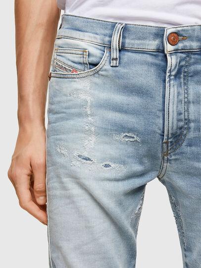 Diesel - D-Reeft JoggJeans® 069UC, Blu Chiaro - Jeans - Image 3