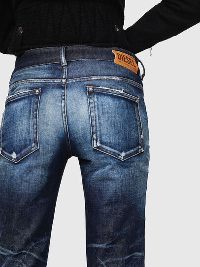 Diesel - D-Rifty 0092I, Blu Scuro - Jeans - Image 3