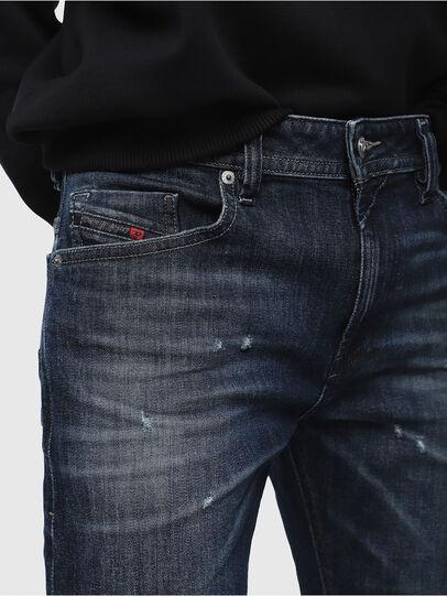 Diesel - Thommer C87AN, Blu Scuro - Jeans - Image 3