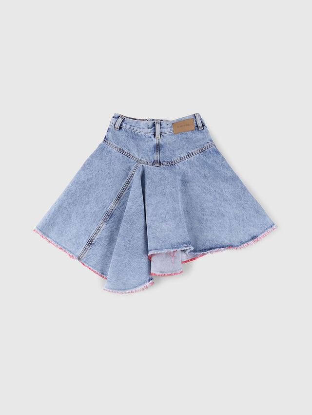 Diesel - GRINSKIRT, Blu Jeans - Gonne - Image 2