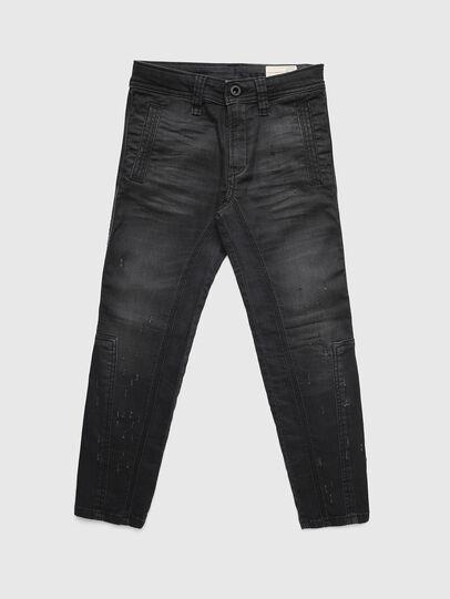 Diesel - D-EARBY JOGGJEANS-J, Nero - Jeans - Image 1