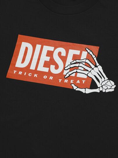 Diesel - TSKELE-TSE, Nero - T-shirts e Tops - Image 3
