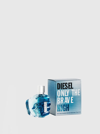 Diesel - ONLY THE BRAVE HIGH  75ML, Blu Chiaro - Only The Brave - Image 1