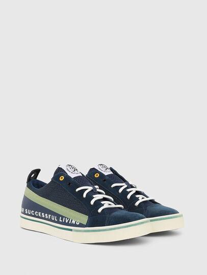 Diesel - S-DVELOWS LOW, Multicolor/Blu - Sneakers - Image 2