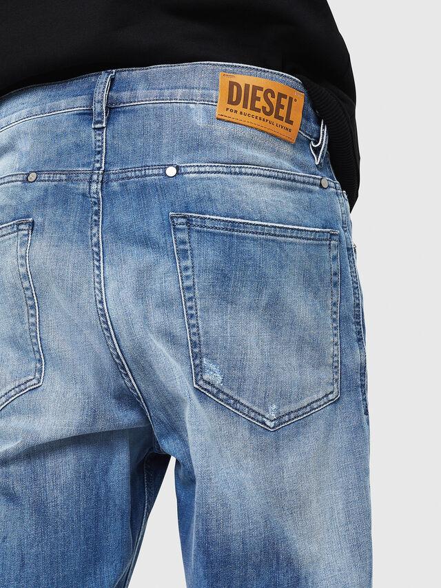 Diesel - D-Eetar 081AS, Blu medio - Jeans - Image 3
