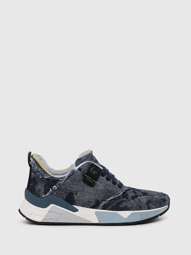 Diesel - S-BRENTHA LC, Blu Jeans - Sneakers - Image 1