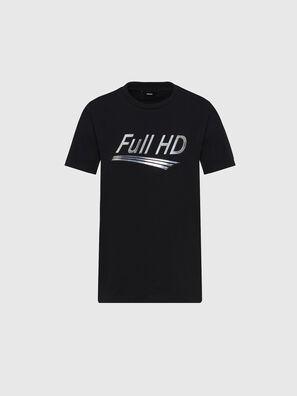 T-SILY-E56, Nero - T-Shirts