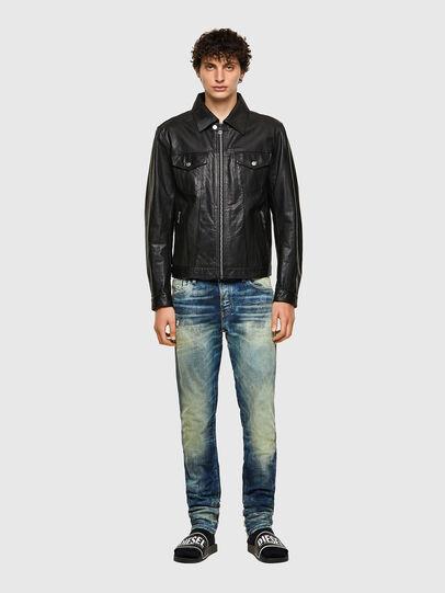 Diesel - D-Kras 009VI, Blu Chiaro - Jeans - Image 5