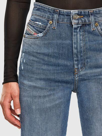 Diesel - D-Eiselle 009CZ, Blu medio - Jeans - Image 3