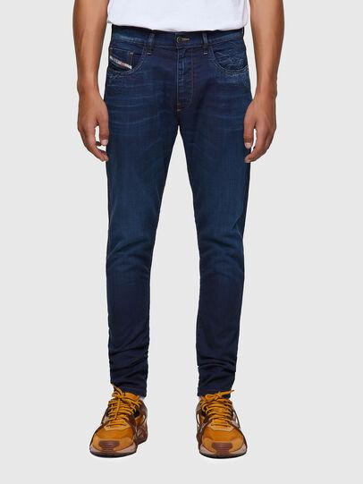 Diesel - D-Strukt JoggJeans® 069WS, Blu Scuro - Jeans - Image 1