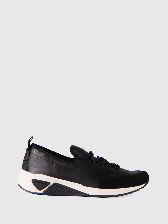Diesel - S-KBY, Nero Cuoio - Sneakers - Image 1