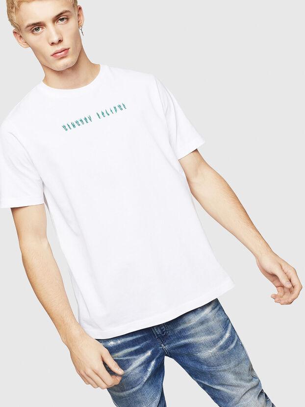 T-JUST-A4, Bianco - T-Shirts