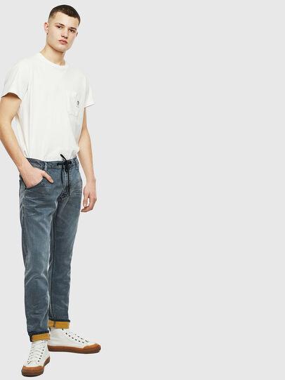 Diesel - Krooley JoggJeans 069LT, Blu Scuro - Jeans - Image 7