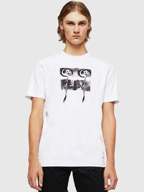 TY-X1, Bianco - T-Shirts