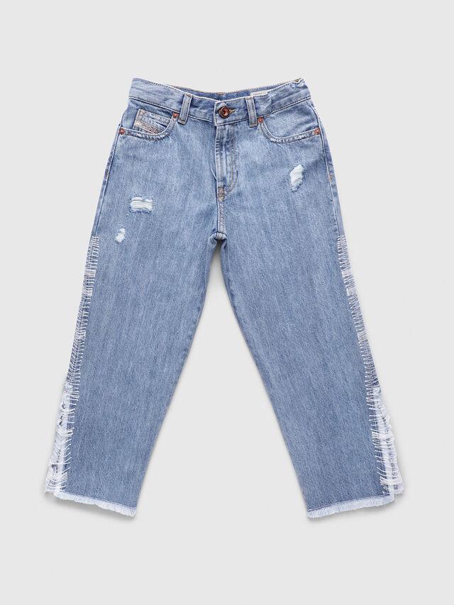 Diesel - NICLAH-J SP, Blu Jeans - Jeans - Image 1
