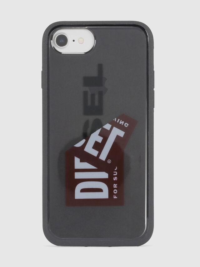 Diesel STICKER IPHONE 8 PLUS/7 PLUS/6s PLUS/6 PLUS CASE, Nero - Cover - Image 2